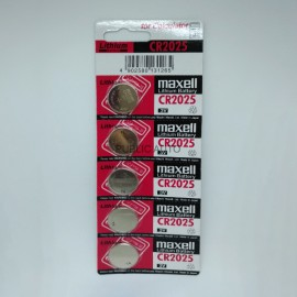 Maxell CR2025 Battery (Ori)